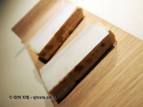 Frozen almond turron, Mugaritz, Errenteria