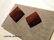 Glass, sugar and cocoa as a cookie, Mugaritz, Errenteria