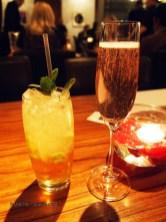 Cocktails, NYE 2013, Cinnamon Kitchen