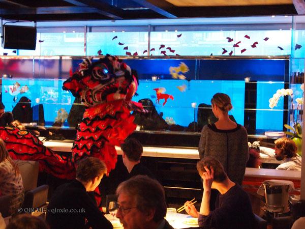 Yauatcha, Soho, Chinese New Year 2014 lunch