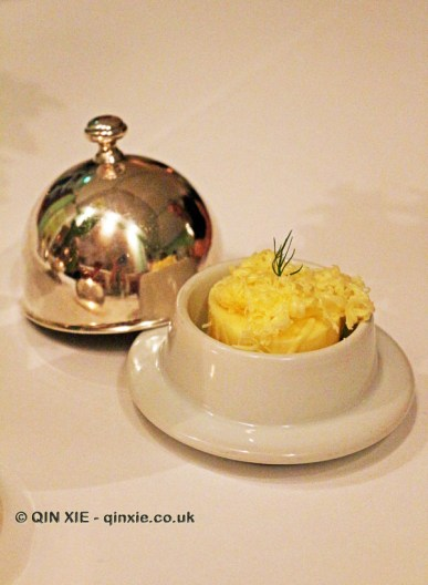 Butter, The Yeatman, Porto