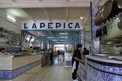 Entrace, La Pepica, Valencia