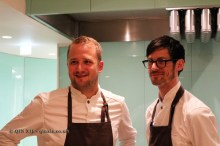 Jacob Holmström and Anton Bjuhr, Gastrologik, Stockholm