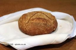 Pan ecológico (organic bread), Ricard Camarena, Valencia