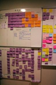 Brainstorming, Boragó, Santiago, Chile