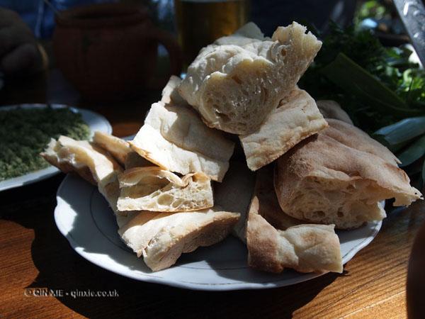 Breads in Georgia