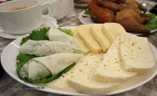 Cheese in Georgia