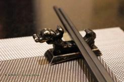 Chopsticks, Qin Restaurant of Real Love, Xian, China
