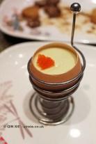 Egg custard and roe, 57 Xiang, Chengdu, China