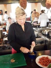French chef at APEDA basmati rice conference