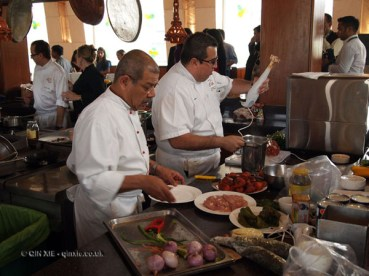 Mexican chefs at APEDA basmati rice conference