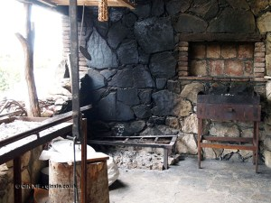 Outdoor kitchen in Georgia