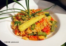 Rice and corn at APEDA basmati rice conference
