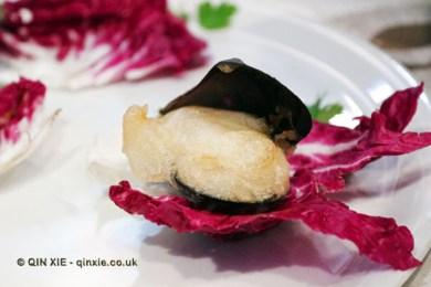 Battered and fried mussels, Portivene, Portovenere