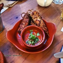 Jollof chicken, Zoe's Ghana Kitchen, The King & Co