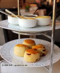 Scones, Scents of Summer Afternoon Tea at Wellington Lounge
