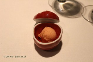 Tomato sorbet, Azurmendi