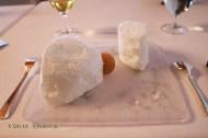 Xaxu and coconut iced mousse at Pedro Subijana Akelarre, San Sebastian