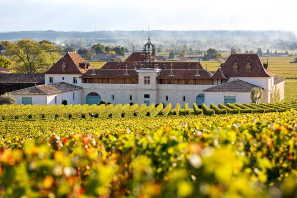 Chateau Angelus, photo by Deepix