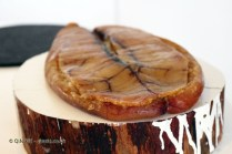Torta of ling roe, Quique Dacosta, Denia