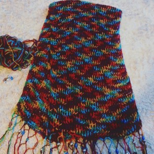 another knit project