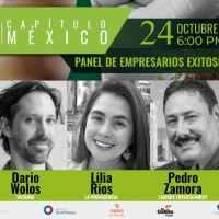 Crecer Latino Mexico. Octubre 24. Consulado Mexicano en Nueva York. 6pm