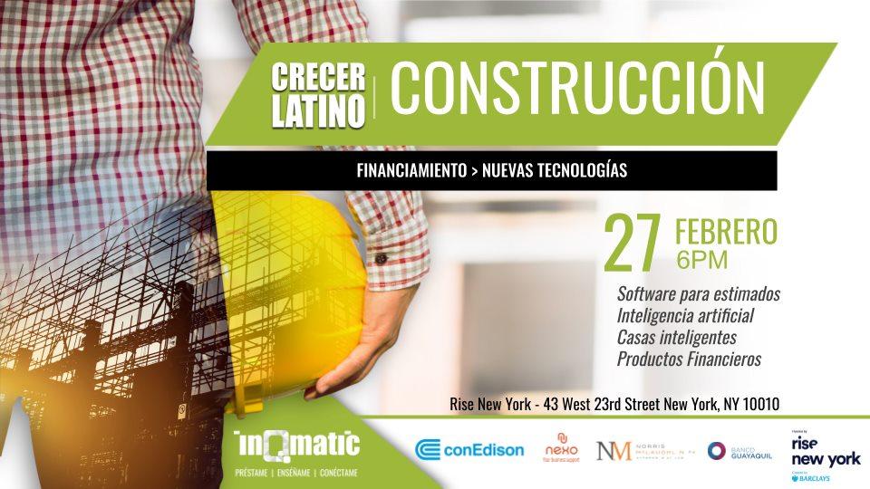 CLConstrucción. Financiamiento, Marketing y Tecnologias