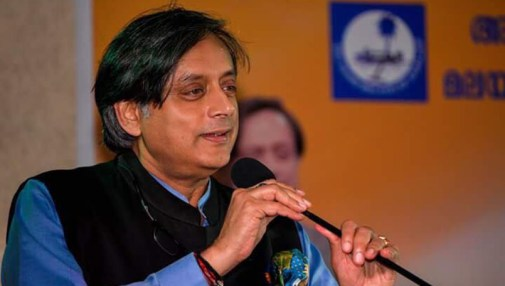 Tharoor Sunday said the solution to the three language formula is not by abandoning the idea