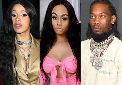 Cardi B Ditches Engagement Ring Plus,she also stopped following him on Instagram!