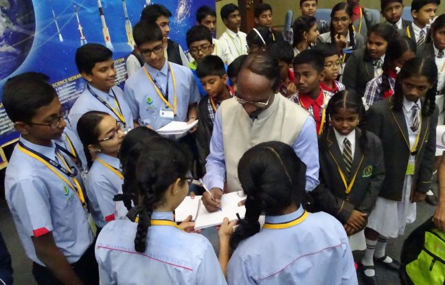 Samwad with Students 2