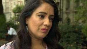 Man masturbates in front of British MP Naz Shah