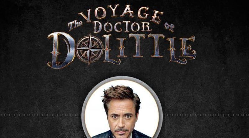 Download The Voyage of Doctor Dolittle Full movie
