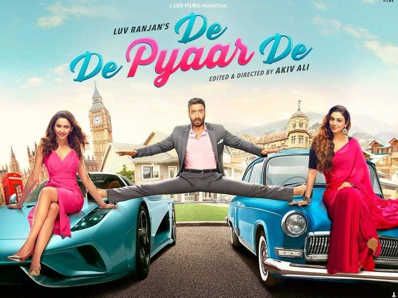 Download De De Pyaar De Full Movie