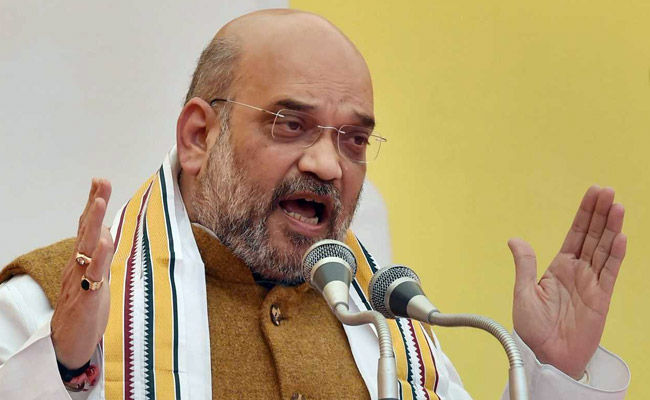 Amit Shah pulled up his junior minister for calling Hyderabad terror haven