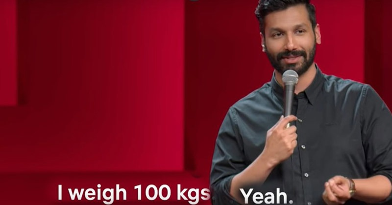 Download Netflix Yours Sincerely, Kanan Gill in 480p/720p