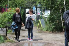 Princezzinnen Garten visitors