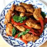 Thai Chicken with Holy Basil :: Inquiring Chef