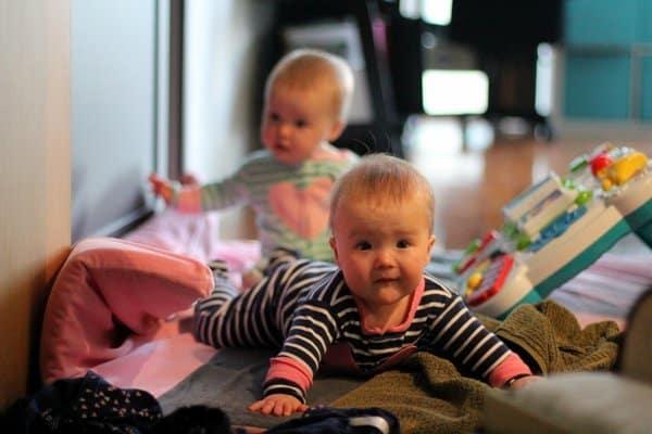 Molly and Clara_bedtime