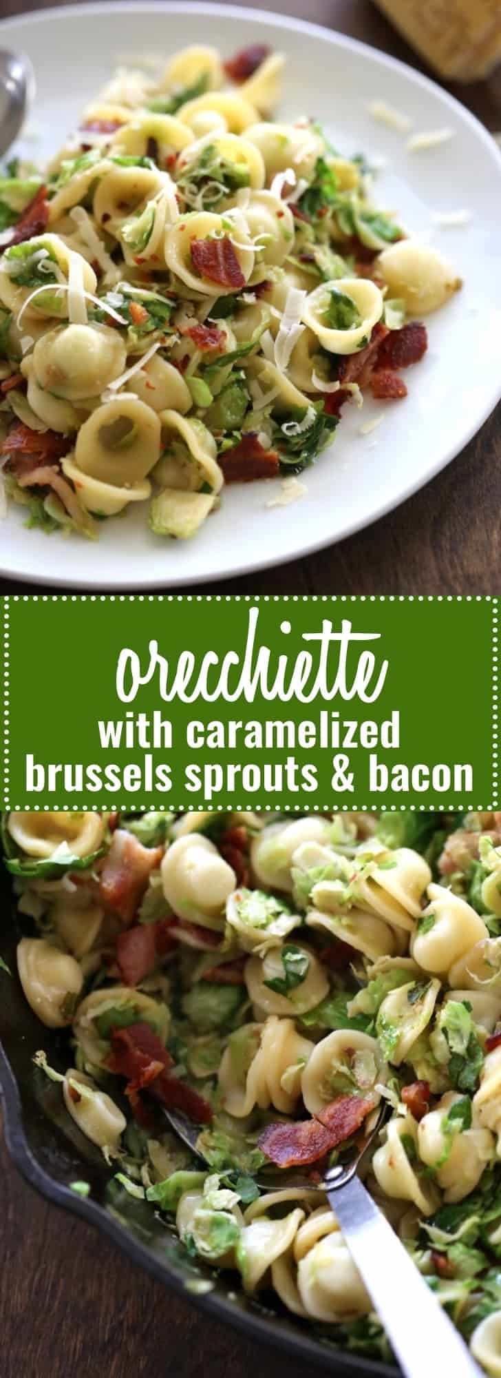 how to make brussel sprouts and bacon