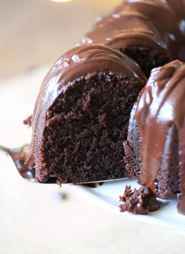 Chocolate Fudge Bundt Cake Mix