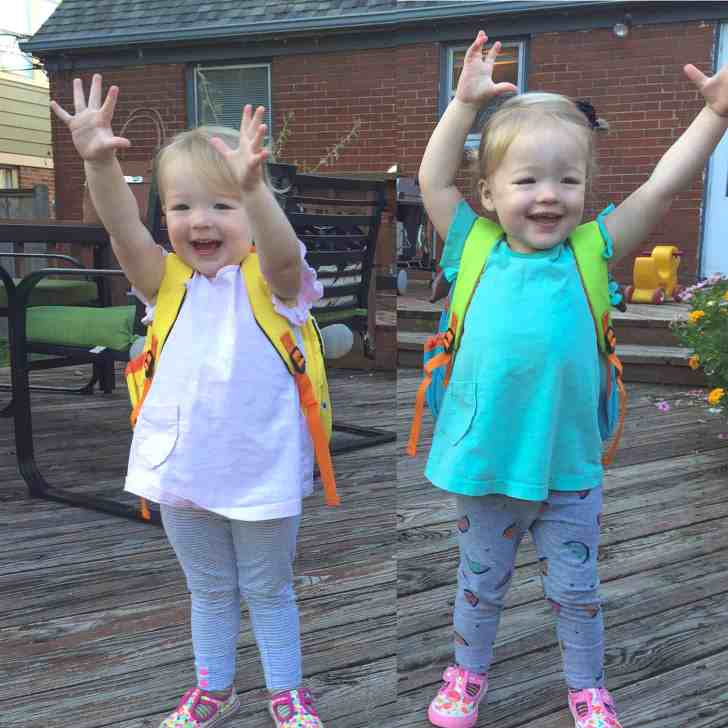 Molly and Clara_First Day