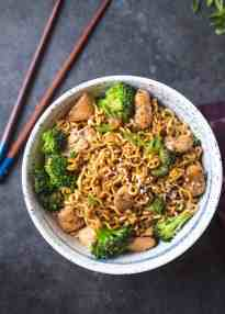 How To Make Chinese Food Out Of Ramen Noodles