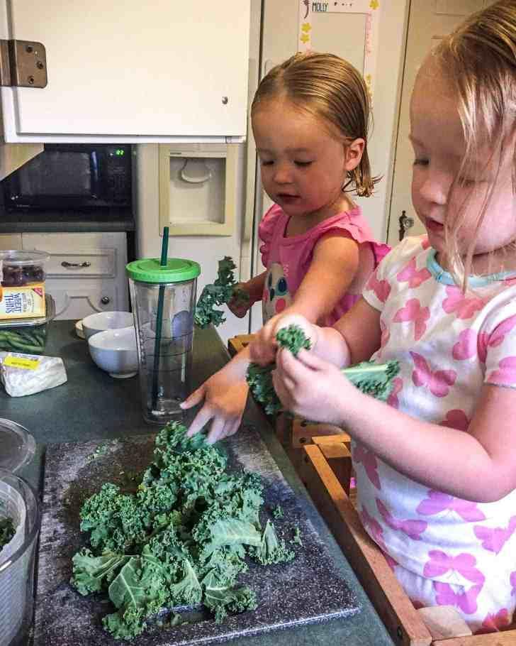 Molly and Clara_Kale Prep
