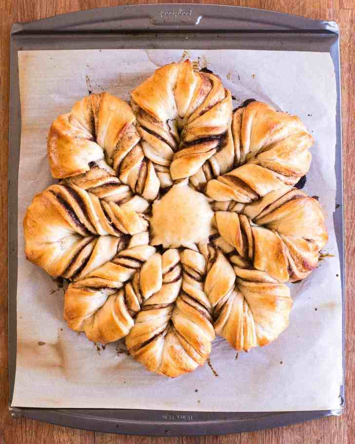 Cinnamon Star Bread