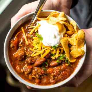 Instant Pot All American Chili