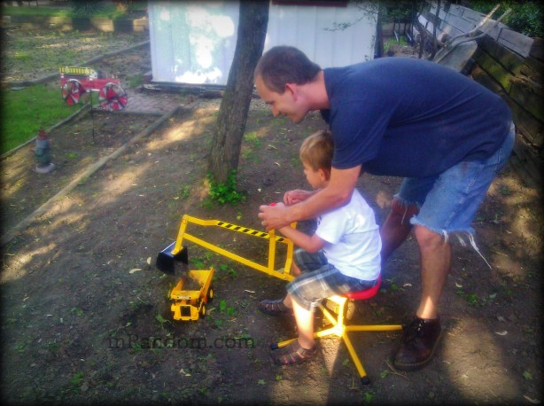 Learning the Super Sand Digger