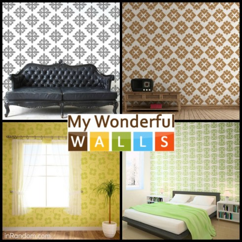 My Wonderful Walls Logo