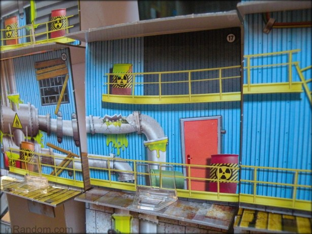 the detail on Demolition Lab