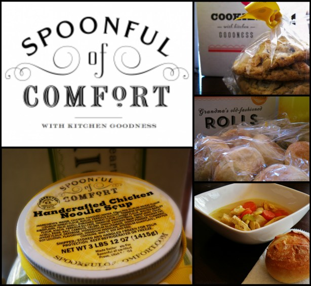 Spoonful of Comfort Collage