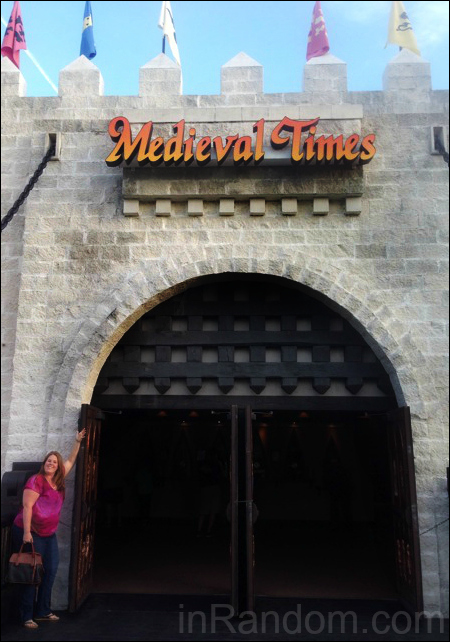 medieval times dinner!